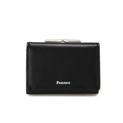 FENNEC FRAME WALLET - BLACK