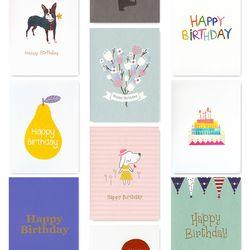 M Card-Birthday