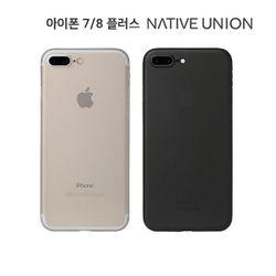 네이티브 유니온 아이폰7플러스 8플러스 CLIC AIR 향균케이스