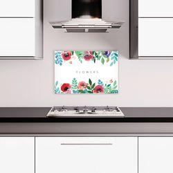 감성 디자인보드 FLOWERS (80X60cm)