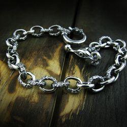 ZETA-T chain Bracelet