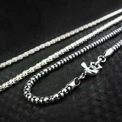 Sirius-L chain necklace