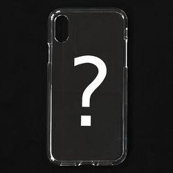 (투명) 아이폰XS MAX DIY 자유 주문제작 폰케이스 (전기종)