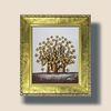 돈들어오는 그림 액자 해바라기 황금나무 돈나무액자