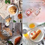 컨셉 음식 사진 촬영 양면 배경지 27종