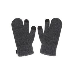 FENNEC KNIT TIMI GLOVES - CHARCOL