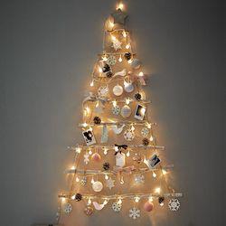 크리스마스 풀세트 벽트리 스윗드림 L 전구포함