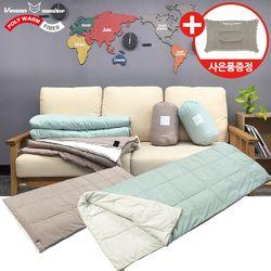 소프트 침낭-감성 캠핑 사계절 디자인침낭