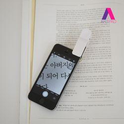 스마트폰 현미경 옵틱라이트 플러스 M30