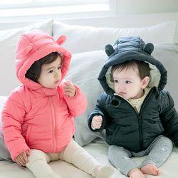 도톰 곰돌이 유아 패딩점퍼(6개월-4세) 203710