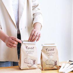 주방 비닐 봉투 밀봉 집게 클립 5pc