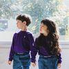 Purple Pocket T-shirt