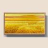 황금들녘 풍경화 벼그림 쌀그림 돈들어오는그림