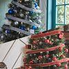 노스아일랜드 시즌2 크리스마스트리 장식 세트 2COLOR