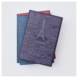 the City Works 디자인노트 Journals A5