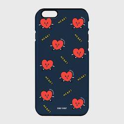 [터프케이스] Pattern heart-navy