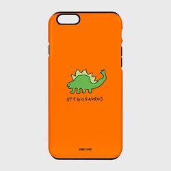 [터프케이스] Stegosaurus-orange