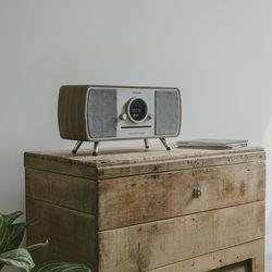 TivoliAudio 블루투스 올인원오디오 Musicsystem HOME