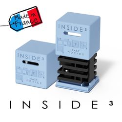 방탈출게임 퍼즐큐브 인사이드3 Inside3 1-1 easy novice