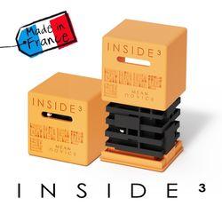 프랑스산 퍼즐큐브 인사이드3 Inside3 1-3 mean novice
