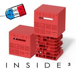 프랑스산 퍼즐큐브 인사이드3 Inside3 2-4 awful 0