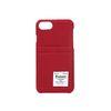 [~4/6까지] FENNEC C&S iPHONE 7/8 CASE - SMOKE RED