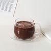 내열유리 커피잔세트 유리잔세트 찻잔