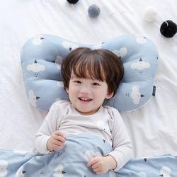 코니테일 아기 경추베개 - 클라우드(어린이 유아베개)