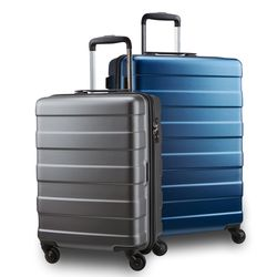 던롭 New DAB021 19+24형 세트 여행용캐리어 여행가방