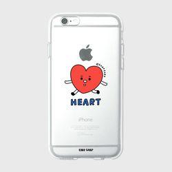 [젤리케아스] Heart character-red