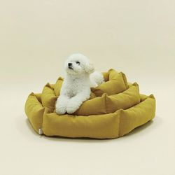 두부 강아지 마약방석 애견방석 침대 5color L