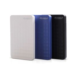위즈플랫 SSD 외장하드 HD2520C 256GB