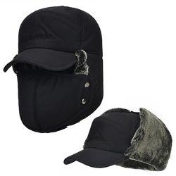 겨울 방한 귀달이 모자
