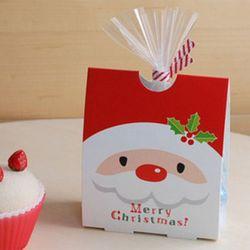 B11 산타스텐드 2개  크리스마스 성탄 선물포장