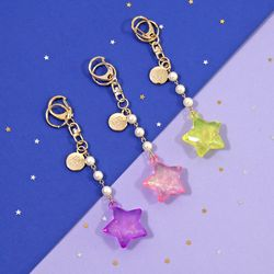 KEY RING-TWINKLE STAR