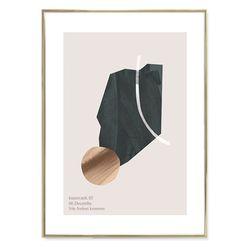 토쿠포스터액자 ARTWORK 5 (50x70)