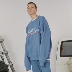 Fast and finish sweatshirt -dark blue