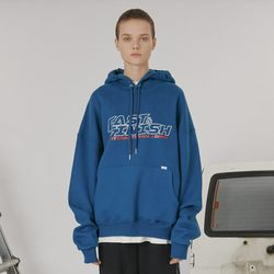 Fast and finish hoodie -blue