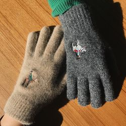 Christmas in joseon gloves (couple set)