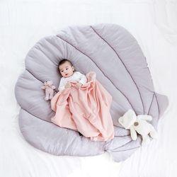 코니테일 아기 이불패드 L - 조개 (유아 신생아패드)