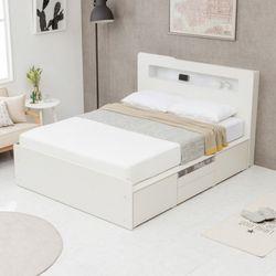 에단 수납 침대(Q&K)