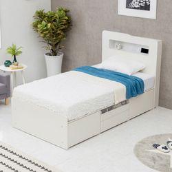 에단 수납 침대(SS)