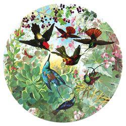 귀여운 벌새들 500피스 라운드 퍼즐