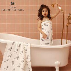 토토리 다이노 양면 아기목욕타올 속싸개 거즈수건