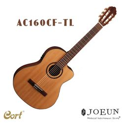 [콜트] 클래식기타 AC160CF TL (EQ기타)