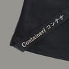 container bag (navy)