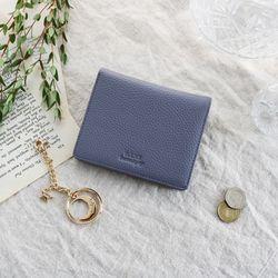 D.LAB Vivienne Half Wallet - Blue