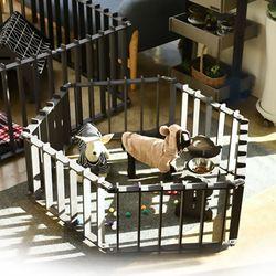 런메이크 강아지 울타리-01. 소형 울타리