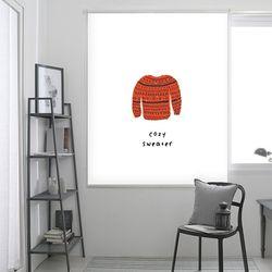 스웨터 롤스크린 (R1242)