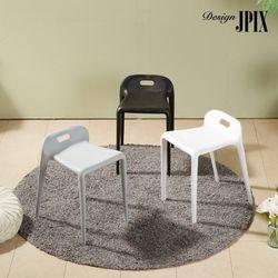 아이스틸 심플 디자인 까페 의자  DY32S